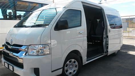 Windward Toyota Service Vehicle Charter Tours Windward Coach Charters Cc