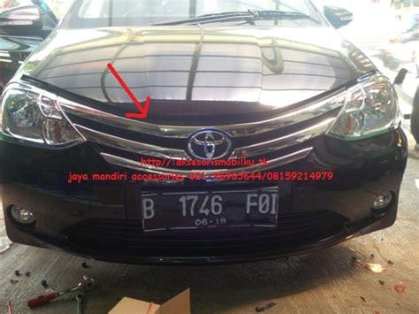 Cover Lis Grill Toyota Etios etios valco jaya mandiri aksesoris