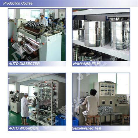 capacitor bank single phase 250vac 450vac polypropylene capacitor single phase motor capacitors from wenling jiayang