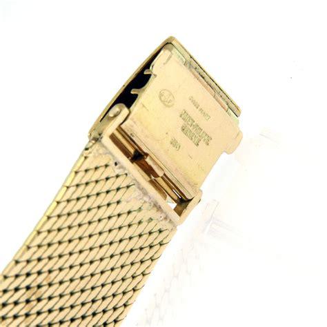 patek philippe 18k solid gold 3484 2 1960 s mens