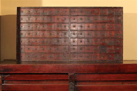 Browse Church Apothecary For The Usual And by Japanese Apothecary Cabinet At 1stdibs