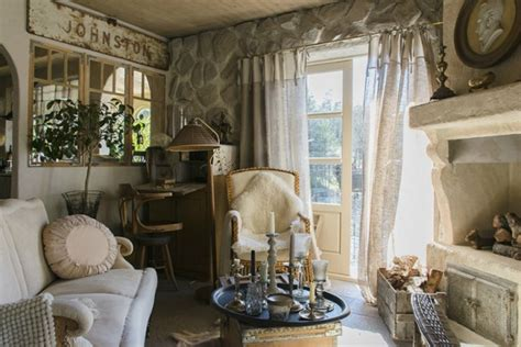 classic provence style home in modern day sweden decor