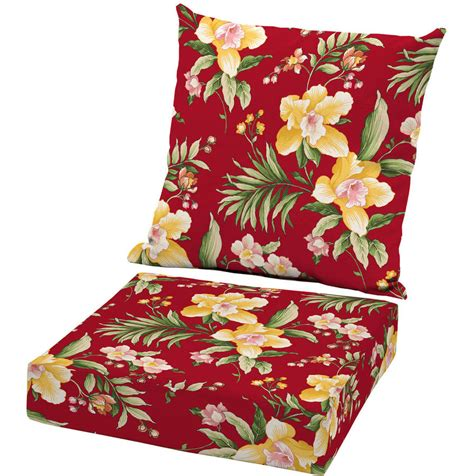 seat patio cushions replacements seating replacement cushions for outdoor furniture