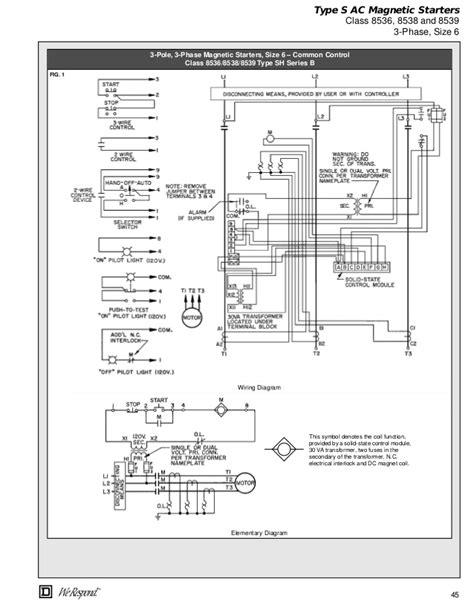 square d transformer wiring diagram square d motor