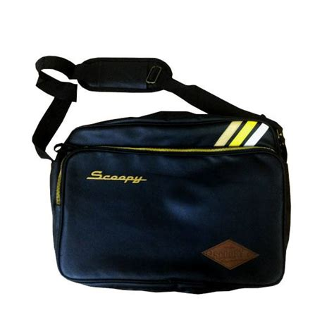 Tas Motor Scoopy jual scoopy sty bag 14 quot black ahta0001005