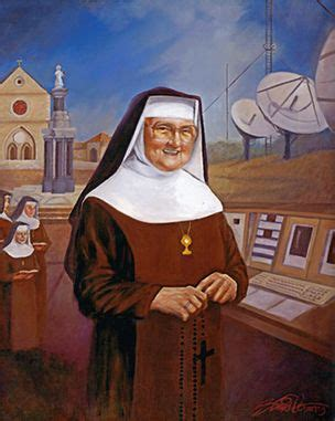 biography mother angelica biography of mother angelica