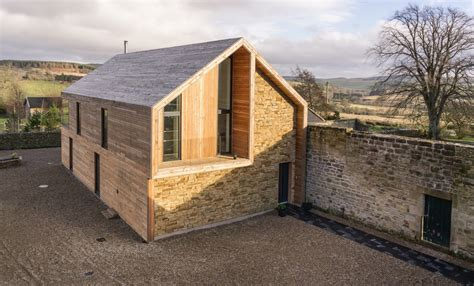 shawm house in northumbria e architect