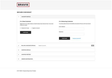 Bravis Premium Responsive Bigcommerce Template Stencil Ready Themevale Com Bigcommerce Bigcommerce Checkout Template