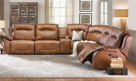 power reclining sectional sofa power plus reclining sectional sofa the dump luxe