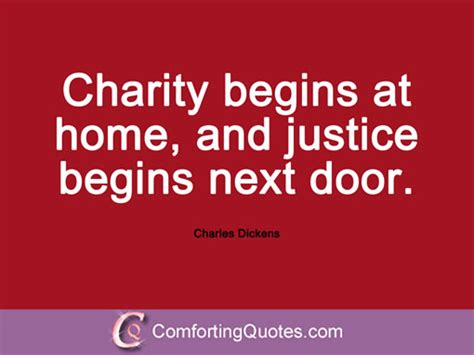 charity begins at home quotes like success