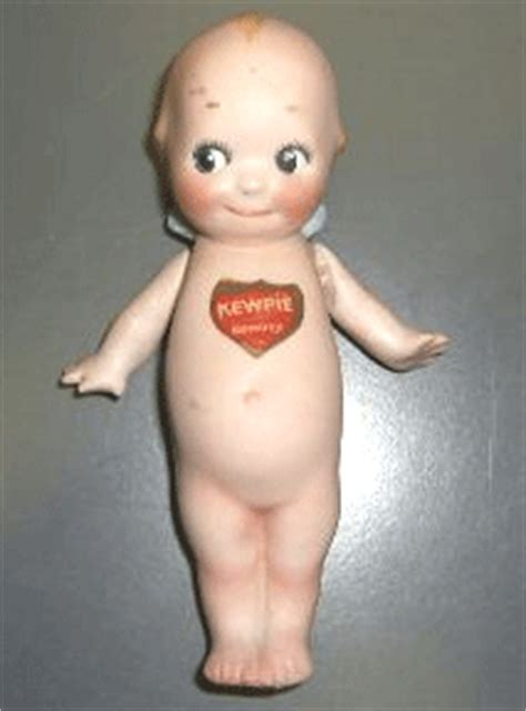 how much is a bisque doll worth kewpie doll value