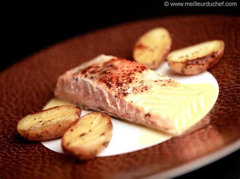 livre cuisine basse temp駻ature dos de saumon cuisson basse temp 233 rature recette de