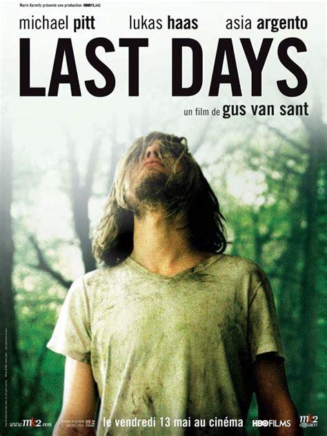 The Last Day last days 2005 allocin 233