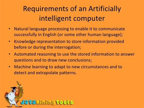 requirements pattern language ai introduction to artificial intelligence
