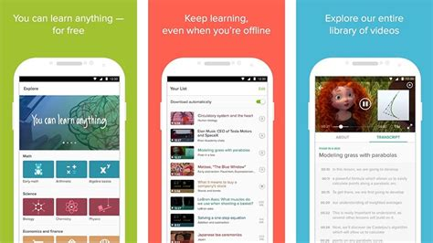 khan academy app android 10 best android learning apps android authority