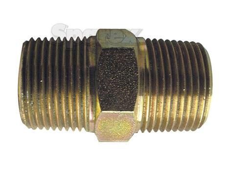 Hydraulic Adaptor s 35065 hydraulic adaptor 1 2 quot npt 3 8 quot npt uk