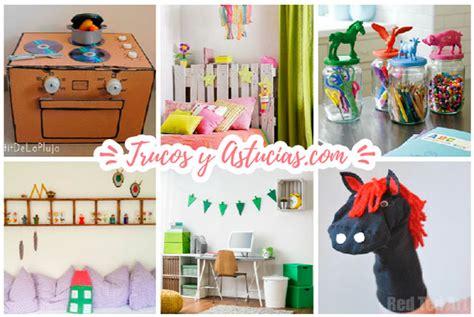 decorar habitacion juvenil manualidades 27 incre 237 bles ideas de reciclaje para habitaciones