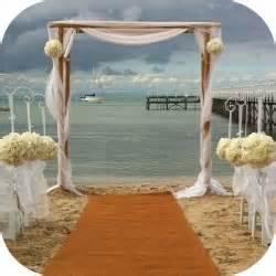 wedding ceremony hire ceremony hire and garden wedding decor event hire