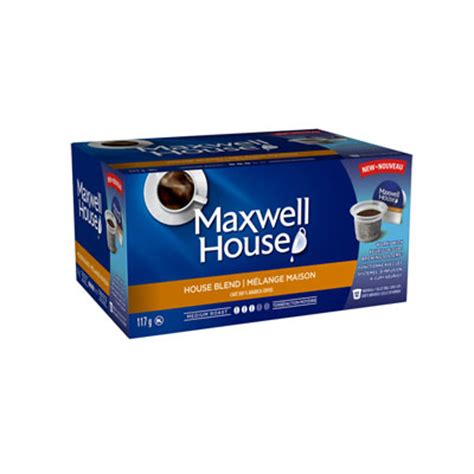house pods maxwell house pods house blend