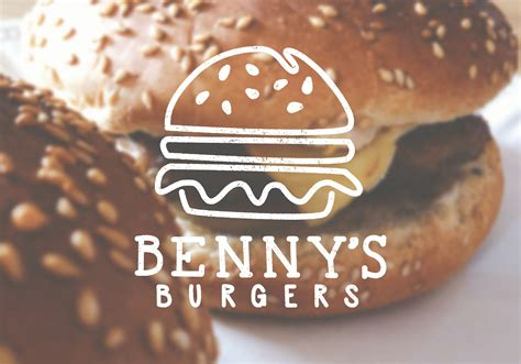 how to create an elegant red burger logo with aaa logo burger logo design for benny s burgers want something like