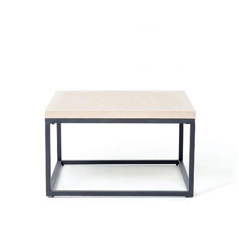 Box Frame Coffee Table Slab Box Frame Coffee Table Square West Elm