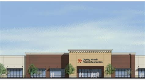 dignity health breaking ground on woodland office