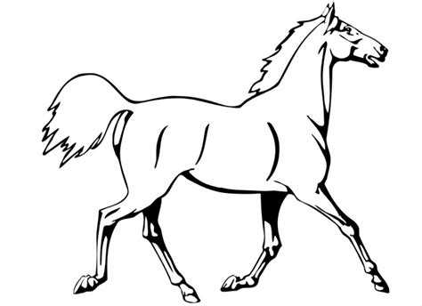 printable stencils of horses printable horse stencils cliparts co