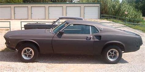 mustang 69 fastback for sale 69 ford mustang fastback project car for sale