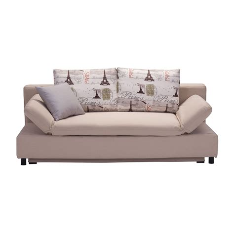 Beige Sleeper Sofa Zuo Serenity Sleeper Sofa In Beige Boost Home