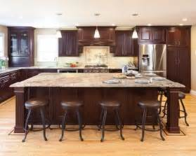 large kitchens with islands best 25 large kitchen design ideas on