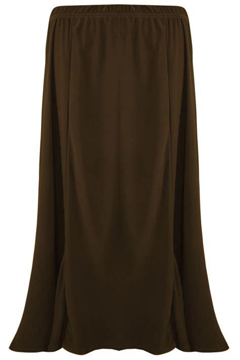 Daona Maxy skirt size maxi womens jersey dress new