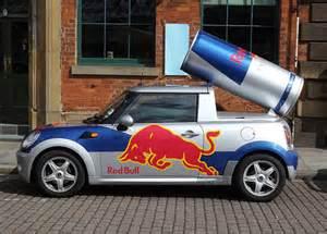 Redbull Mini Cooper Bull Mini Cooper Flickr Photo