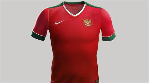 Setelan Futsal Grade Ori Timnas Indonesia Home Official Aff 2016 jual jersey timnas indonesia nike aff season 2014 2015