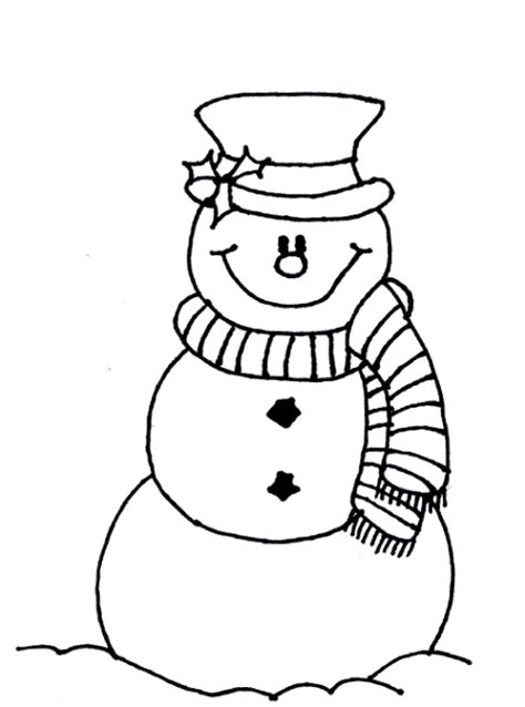 Snowman Christmas Coloring Pages To Print For Your Kids Printable Snowman Coloring Pages