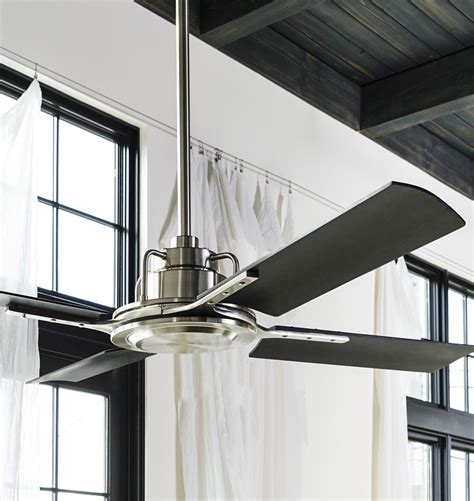 peregrine ceiling fan reviews peregrine ceiling fan brushed satin black blades abs
