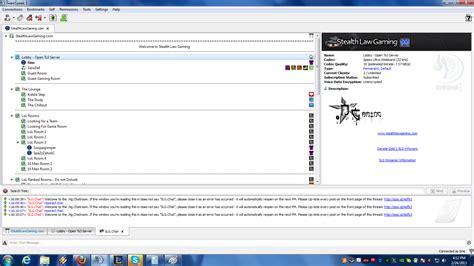 ts chat room a chatroom in teamspeak teamspeak