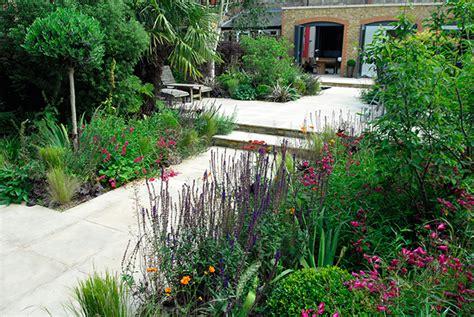 contemporary garden design by garden designer josh ward on behance