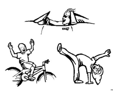 Auto Bild Fahrradfahrer by Auto Und Fahrradfahrer Ausmalbild Malvorlage Die Weite