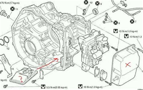 Suzuki Forenza Transmission Problems Solved Where Are The Auto Trans Filter And Drain