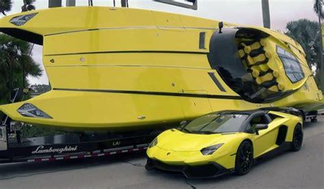 1 Million Dollar Lamborghini 1 3 Million Dollar Lamborghini Speedboat