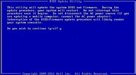 reset bios version how to update dell bios with top 3 dell bios update