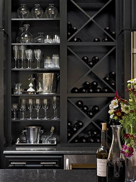 25 best ideas about wine shelves on wine bars