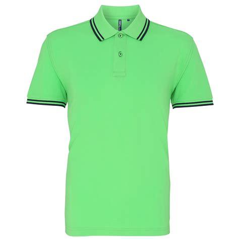 Polo Shirt Fox Logo asquith fox mens classic fit tipped polo shirt ebay