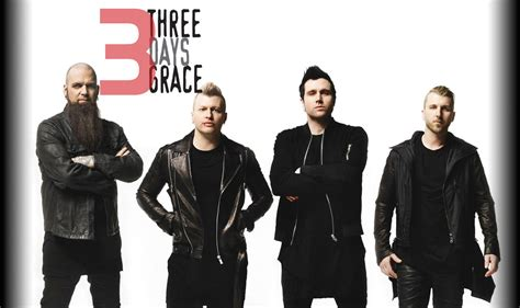 Three Days - three days grace tours and performance schedule armed