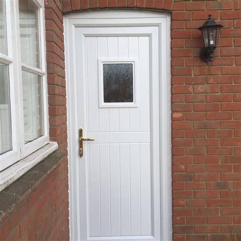 replacement entrance door cost