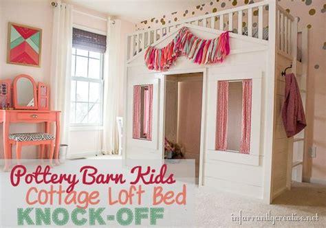 pottery barn cottage loft bed pottery barn cottage loft bed knock off pottery little