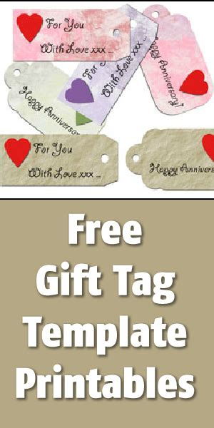 Free Gift Tag Printables Templates Blissfully Domestic Gift Tag Templates Free