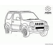 Malvorlagen  Jeeps