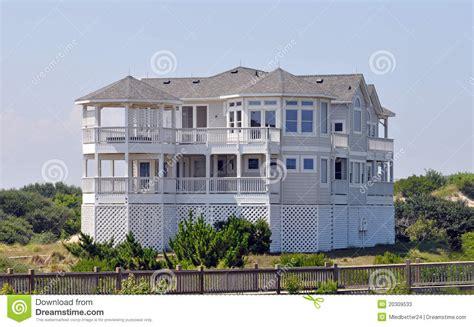 carolina house beach house in north carolina stock photos image 20309533