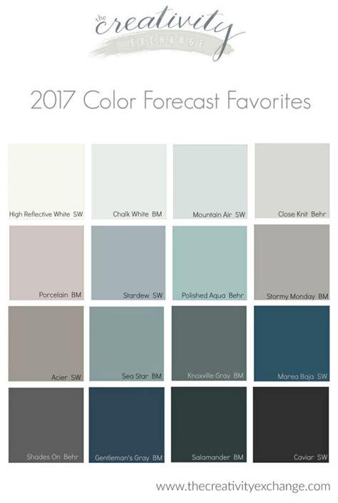 trending interior paint colors best 25 2017 paint colors trends ideas on pinterest